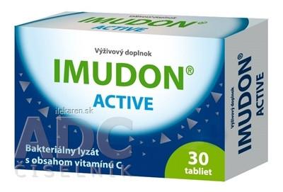 IMUDON ACTIVE (Pharmaceutical Biotechnology)