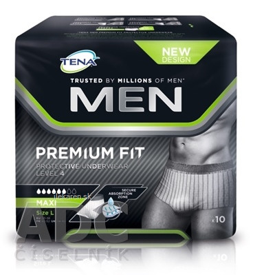 TENA Men Protective Underwear Level 4 L