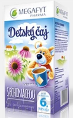 MEGAFYT Detský čaj S ECHINACEOU