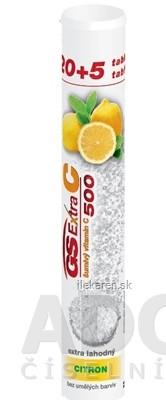 GS Extra C 500 šumivý citrón