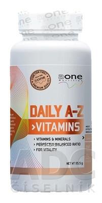 aone Nutrition DAILY A-Z Vitamins