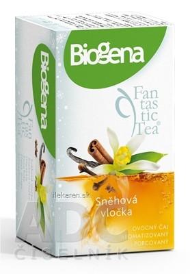 Biogena Fantastic Tea Snehová vločka