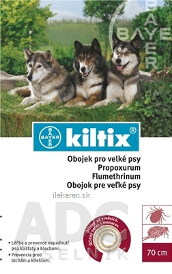 KILTIX obojok pre veľké psy