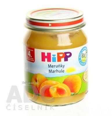 HiPP Príkrm BIO Marhule