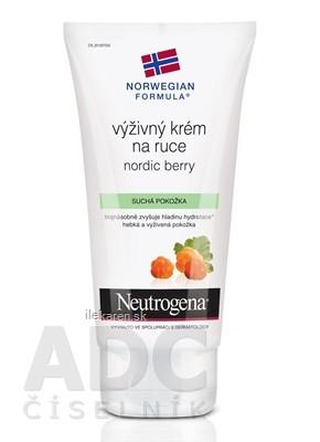 NEUTROGENA NR Výživný krém na ruky Nordic Berry
