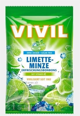 VIVIL BONBONS LIMETTE-MINZE