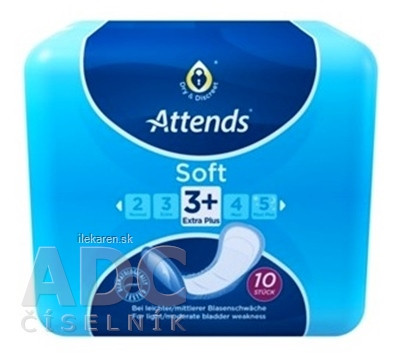 ATTENDS Soft Extra 3+