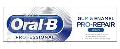 Oral-B GUM & ENAMEL PRO-REPAIR Original