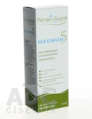 Perspi-Guard MAXIMUM 5