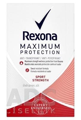 Rexona Women MAXIMUM PROTECTION Sport Strenght