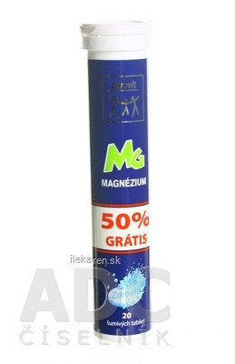 Zdrovit MAGNEZIUM 50% grátis
