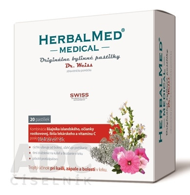 HERBALMED MEDICAL Antivirus - Dr.Weiss