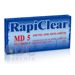 RapiClear MD 5 (MULTIDRUG 5)
