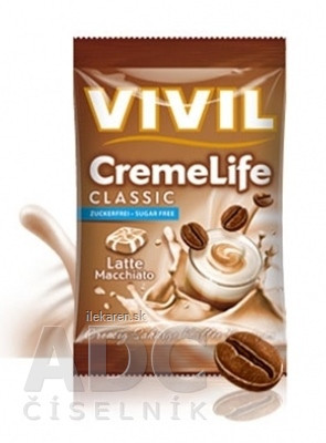 VIVIL BONBONS CREME LIFE CLASSIC