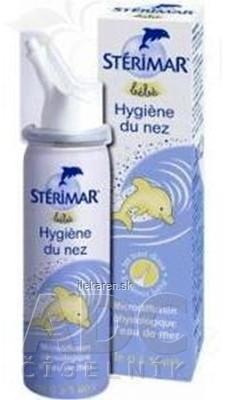 STERIMAR baby nosová hygiena