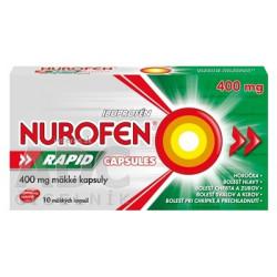 NUROFEN Rapid 400 mg Capsules