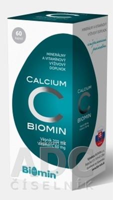 BIOMIN CALCIUM S VITAMÍNOM C