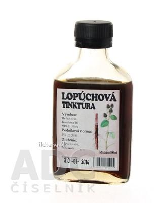 Prír. farmácia LOPUCHOVÁ TINKTÚRA