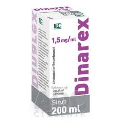 Dinarex 1,5 mg/ml sirup