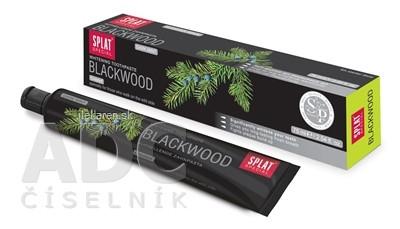 SPLAT SPECIAL BLACKWOOD