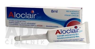 Aloclair gel