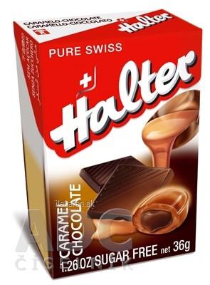 Halter BONBONS Karamel s čokoládou