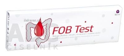 TOZAX FOB TEST
