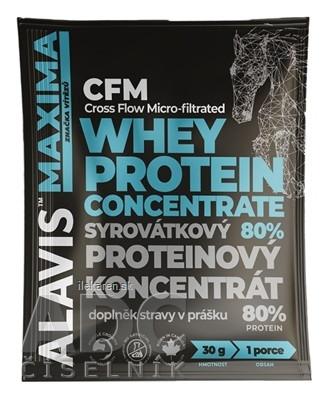 ALAVIS MAXIMA Srvátkový proteínový koncentrát 80%
