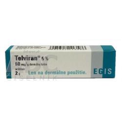 Telviran 5 %