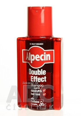 ALPECIN Hair Energizer Double Effect