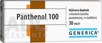 GENERICA Panthenol 100