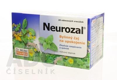 Dr. Müller NEUROZAL na upokojenie