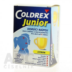 Coldrex Junior Citrón