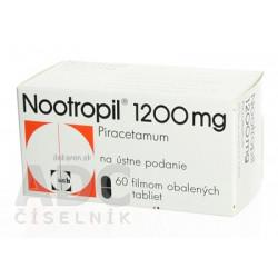 NOOTROPIL 1200 mg