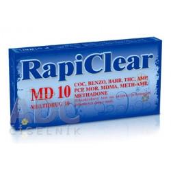 RapiClear MD 10 (MULTIDRUG 10)