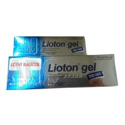 Lioton gel - Letný Balíček