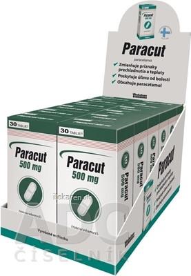 Paracut 500 mg Multipack