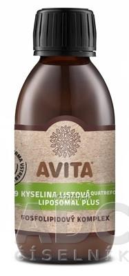 AVITA B9 KYSELINA LISTOVÁ LIPOSOMAL PLUS