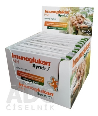 Imunoglukan P4H SynBIO Multipack