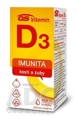 GS Vitamin D3