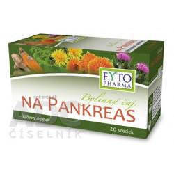 FYTO Bylinný čaj NA PANKREAS