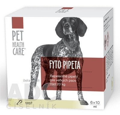PET HEALTH CARE FYTO PIPETA