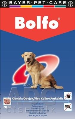 BOLFO obojok pre veľké psy