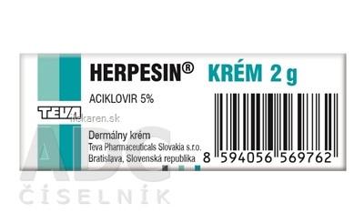 HERPESIN KRÉM