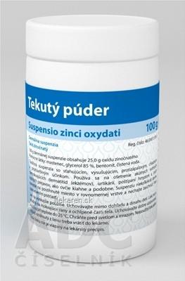 Tekutý púder VULM (Suspensio zinci oxydati)