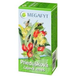 MEGAFYT Priedušková čajová zmes