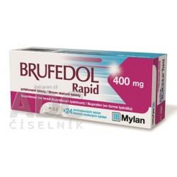 Brufedol Rapid 400 mg