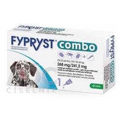 FYPRYST combo 268 mg/241,2 mg PSY 20-40 KG