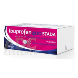 Ibuprofen 400 STADA