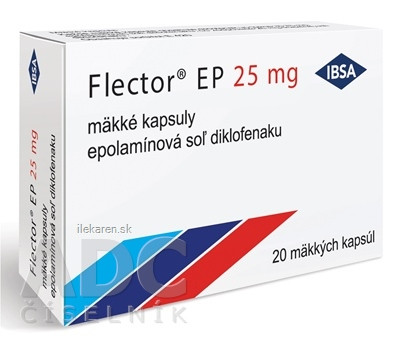 Flector EP 25 mg